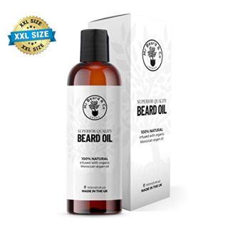 Mr Beard Olio Barba & Condizionatore Naturale 100 ml