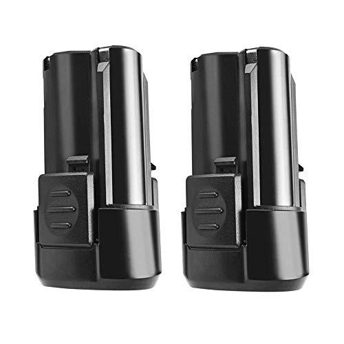 VANON RW9300 Battery for Rockwell, 2.0Ah 12V Li-ion Battery for Rockwell RK2515K2 RK2514K2 (2 Pack)