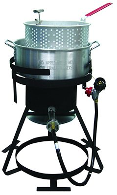 0 - 10 PSI Turkey Fryer Regulator