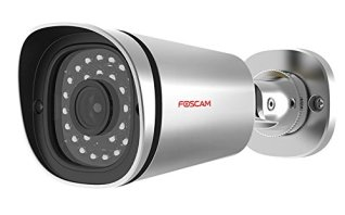 Foscam FI9901EP POE extérieure HD 4 Mp infrarouge 20 m