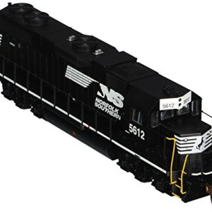 Bachmann Industries EMD GP38 2 DCC Norfolk Southern #5612 Equipped Locomotive (HO Scale) 416ET5AwDBL