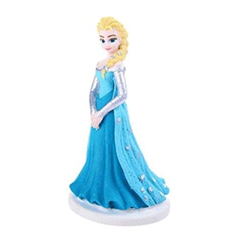 Decorazioni torta Elsa Frozen zucchero