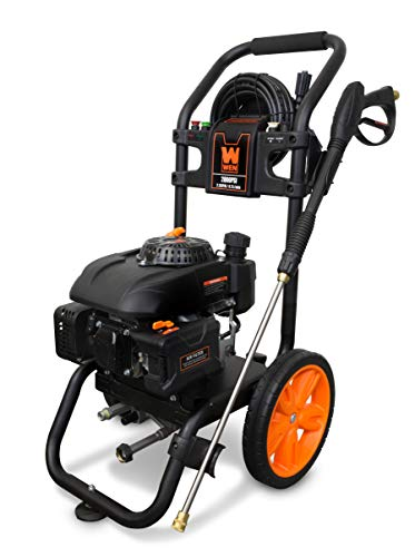 WEN PW2800 2800 PSI Pressure Washer, Black