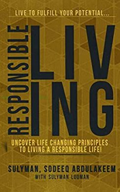 Image result for Responsible Living: Live to Fulfill Your Potential