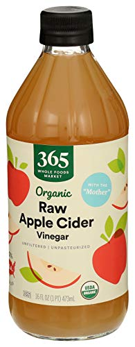 365 by Whole Foods Market, Organic Vinegar, Apple Cider - Raw, 16 Fl Oz 2