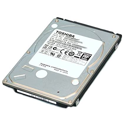 Toshiba 500 Gb 25 Inch Laptop Sata Internal Hard Disk Drive