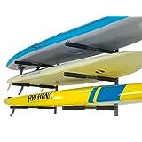 StoreYourBoard SUP Rack | 3 Paddleboard Wall Storage