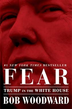 Fear: Trump in the White House by [Woodward, Bob]
