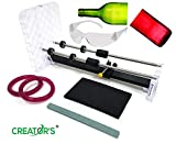 Creator's Bottle Cutter - Professional Series - DIY - Trusted, Reliable, Loved - Cuts Glass Wine/Beer/Liquor Bottles - Consumer's Choice Rated Number One Best in The World - Precision Made in The USA