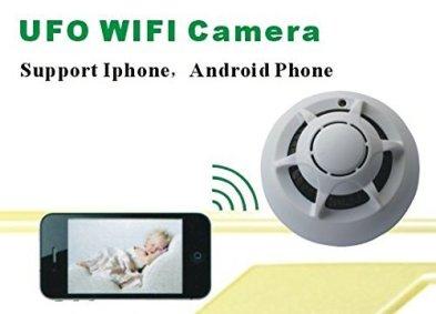 Caméra de surveillance UFO Wifi