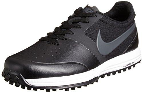 NIKE Golf Men's Lunar Mont Royal High Performance Golf Shoe, Black/Summit White/Anthracite, 10 D(M) US