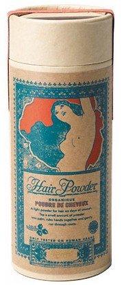 Lulu Organics Hair Powder - Jasmine Scented - 4 oz.