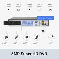 ANNKE-8CH-Security-Surveillance-System-H265-5MP-Lite-Wired-DVR-and-81080P-HD-Weatherproof-CCTV-Camera-System-100ft-Night-VisionEasy-Remote-Access-1TB-Hard-Drive