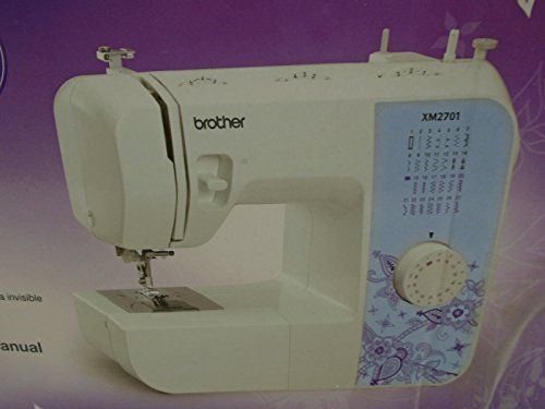 Brother Sewing Machine, XM2701, Lightweight Sewing Machine
