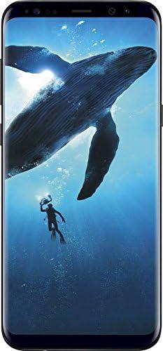 Samsung Galaxy S8+ (Midnight Black) 128 GB with Offer