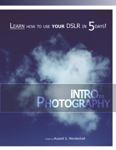 iNTRO to PHOTOGRAPHY: Learn How to Use Your DSLR in 5 Days!