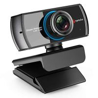 PC 1080P Webcam with Mic. USB Camera for Video Calling & Recording Video Conference/Online Teaching/Business Meeting…