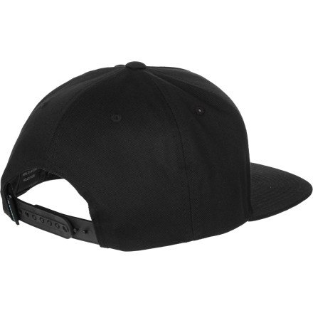 417OH3yalcL Material: 80% acrylic, 20% wool Manufacturer Warranty: 30 days Adjustability: snap-back