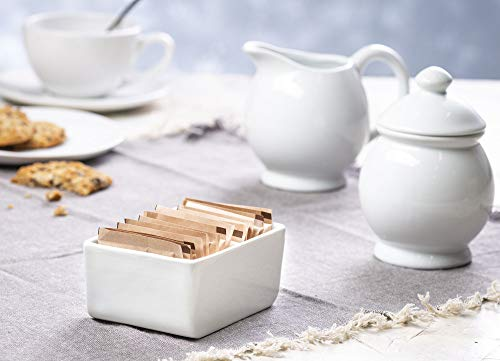 Kook Sugar Creamer Holder Set