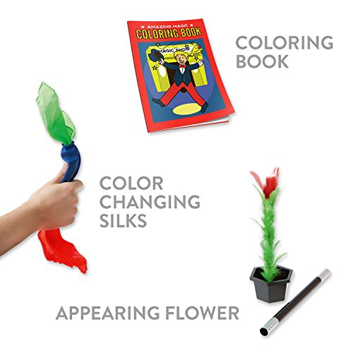 mastermagic magic kit easy magic tricks for children - Coloring Book Magic Trick