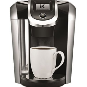 Keurig K475 Coffee Maker, Single Serve K-Cup Pod Coffee Brewer, Programmable Brewer, Black 4