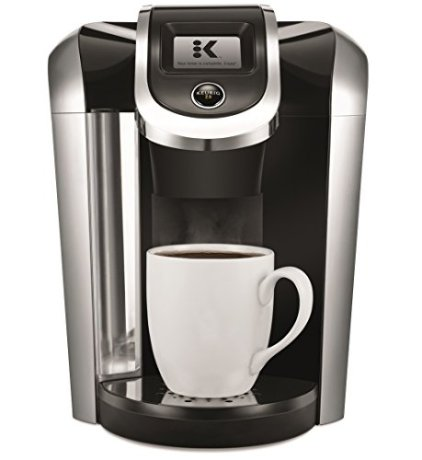Keurig K475 Single Serve K-Cup Pod Coffee Maker