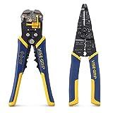 IRWIN VISE-GRIP 8-Inch Multi-Tool Stripper with 8-Inch Self-Adjusting Wire Stripper (2078300 & 2078309)