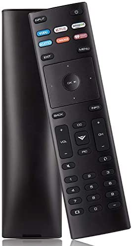 Universal Remote Control, XRT136 for VIZIO All LED LCD HD 4K UHD HDR Smart TVs
