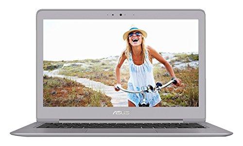 ASUS ZenBook UX330UA-AH5Q 13.3-inch QHD+ Ultra-Slim Laptop (Core i5 Processor, 8GB DDR3, 256GB SSD, Windows 10), Harman Kardon Audio, Backlit keyboard, Fingerprint Reader