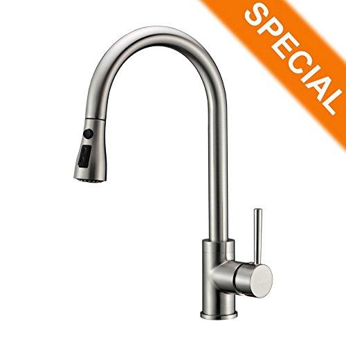 Pre Rinse Faucet - Refin Pause Function Reviews - 2017   KitBibb