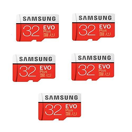 Samsung 32GB EVO Plus Class 10 Micro SDHC with Adapter 80mb/s (MB-MC32GA)