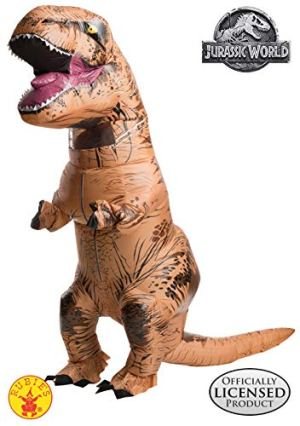 Rubie's Adult Official Jurassic World Inflatable Dinosaur Costume