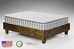 Dreamfoam Bedding Pillow Top - Best Value