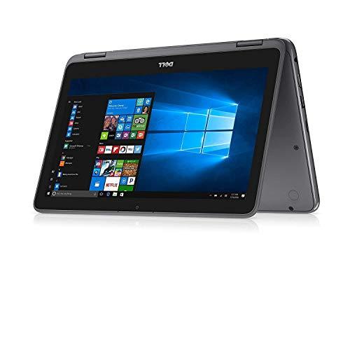 2018 Dell Inspiron 11.6 3000 2-in-1 HD Convertible Touchscreen Business Laptop/Tablet- AMD Dual-Core A9-9420e 8GB DDR4 500GB HDD AMD Radeon RR5 MaxxAudio Bluetooth WLAN HDMI Webcam USB 3.1 Win 10-Gray