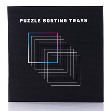 Tidyboss-8-Puzzle-Sorting-Trays-with-Lid-Portable-Jigsaw-Puzzle-Accessories-Black-Background-Makes-Pieces-Stand-Out-to-Better-Sort-Patterns-Shapes-and-Colors-for-Puzzles-Up-to-1500-Pieces