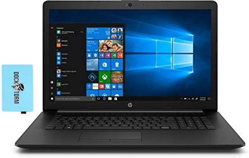 HP – 17z-ca200 Home and Business Laptop (AMD Athlon Gold 3150U 2-Core, 8GB RAM, 2TB HDD, AMD Radeon Graphics, 17.3″ HD+ (1600×900), WiFi, Bluetooth, Webcam, 2xUSB 3.1, Win 10 Home) with Hub