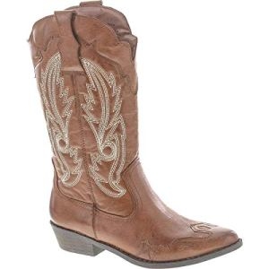 Coconuts by Matisse Women's Cimmaron Faux Leather Western Boot