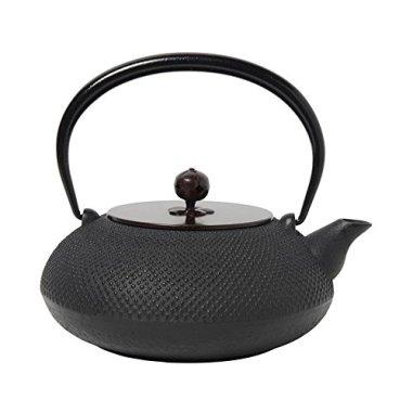 Comolife Special Iron Teapot , NAMBU TEKKI , Made in Japan , Induction Cooker Available