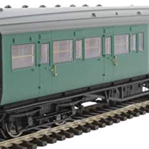 Hornby R4841 BR Ex SR Maunsell 4 Compartment Brake 2nd Class Coach'S3233S' Multi 4187h6imzML