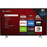 TCL 43S403 43' 4K UHD HDR Roku Smart LED TV (Renewed)