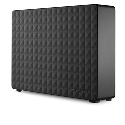 Seagate Expansion Desktop 8TB External Hard Drive HDD – USB 3.0 for PC Laptop (STEB8000100)