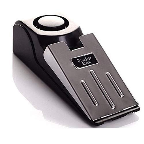 Door Stop Alarm -Great for Traveling Security Door Stopper Doorstop Safety...
