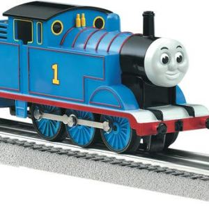Lionel Trains – Thomas The Tank Engine with LC Remote System & Bluetooth, O Gauge 418TqGyr0CL