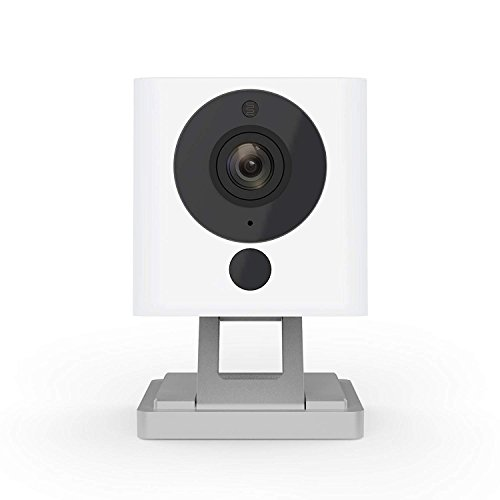 Wyze-Cam-1080p-HD-Indoor-Smart-Home-Camera-with-Night-Vision-2-Way-Audio-Works-with-Alexa-the-Google-Assistant-White-2-Pack