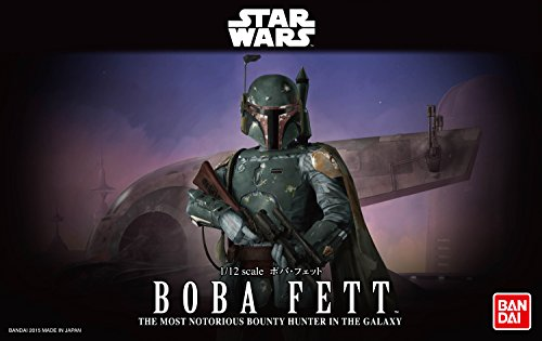 Bandai-Hobby-Star-Wars-112-Plastic-Model-Boba-Fett-Star-Wars
