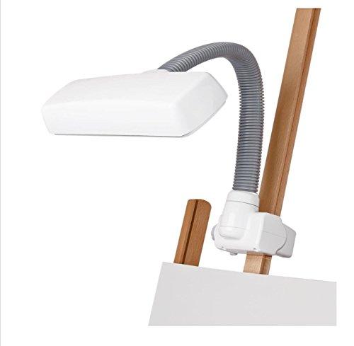 "OttLite C75002, 3.76"" x 13"" x 14.03"" 18w Artists Easel Lamp"