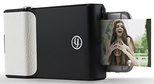 Prynt, Get Instant Photo with The Prynt Case for Apple iPhone 6s and iPhone 6 - Black
