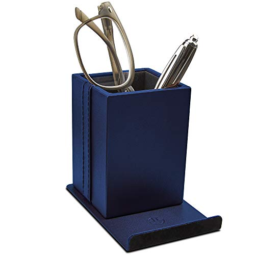 Optix 55 Elegant Glasses Holder - Premium Blue...
