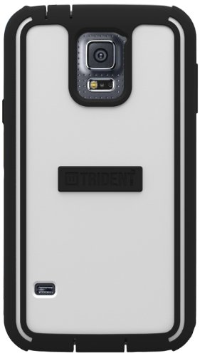 Trident Cyclops Case for Samsung Galaxy S5 - Retail Packaging - White