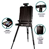 Mont Marte French Box Easels Paint Easel with...